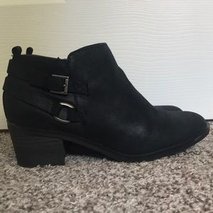 Women's Heel Booties (Size: 7.5)